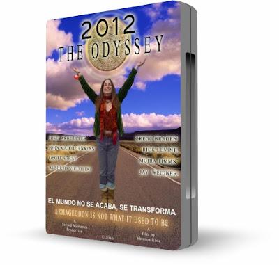 2012 LA ODISEA (2012 The Odyssey) [ Video DVD ] – El mundo no se acaba en 2012, se transforma. No eludas tus compromisos, porque el planeta seguirá girando