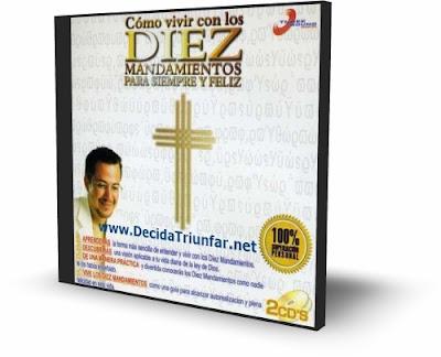 CÓMO VIVIR CON LOS 10 MANDAMIENTOS PARA SIEMPRE Y FELIZ, Omar Villalobos [ AudioLibro ] – Una visión de la Ley de Dios aplicable a tu vida diaria