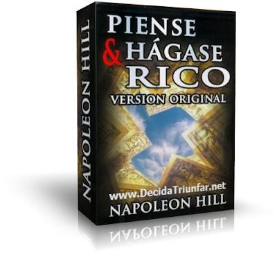 PIENSE Y HÁGASE RICO, Napoleon Hill [ Audiolibro ] – La riqueza y la realización personal están al alcance de todas aquellas personas que lo desean