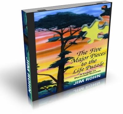 LAS CINCO PIEZAS DEL ROMPECABEZAS DE LA VIDA, Jim Rohn [ Audiolibro ] – La esencia de la filosofía para lograr desarrollo personal, éxito y felicidad