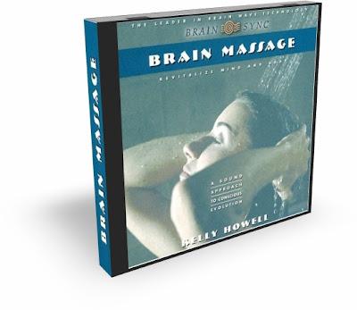 MASAJE CEREBRAL (BRAIN MASSAGE), Kelly Howell [ Audio CD ] – Revitalizar su mente y cuerpo. Eliminar el estrés y la tensión.