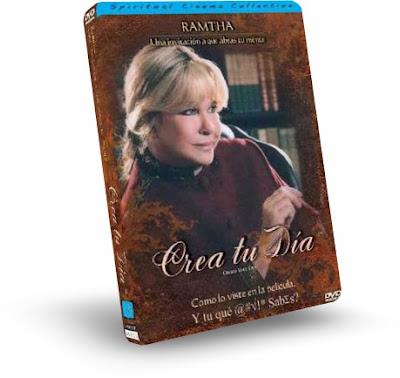 CREA TU DÍA, Ramtha [ VIDEO DVD ] – Cuando creas tu día con una intención enfocada, puedes crear las experiencias que desees.