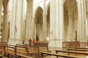 Interior Catedral la Plata
