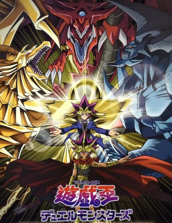 Yu-Gi-Oh Serie Completa 2004-cover