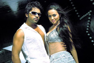 02Simbhu,sana khan's silambattam movie stills 11122008