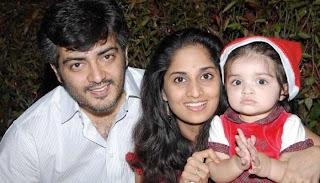 Ajith's baby anoshka14