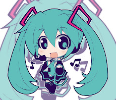Dacachi Fujino = Miku Hatsune