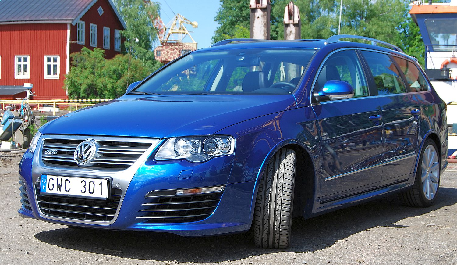 volkswagen passat r36 images details techbolts. Black Bedroom Furniture Sets. Home Design Ideas