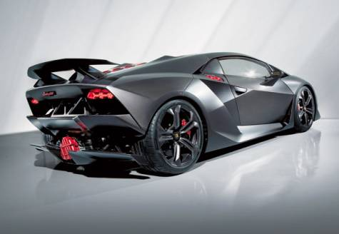 lamborghini sesto elemento concept model revealed paris. Black Bedroom Furniture Sets. Home Design Ideas