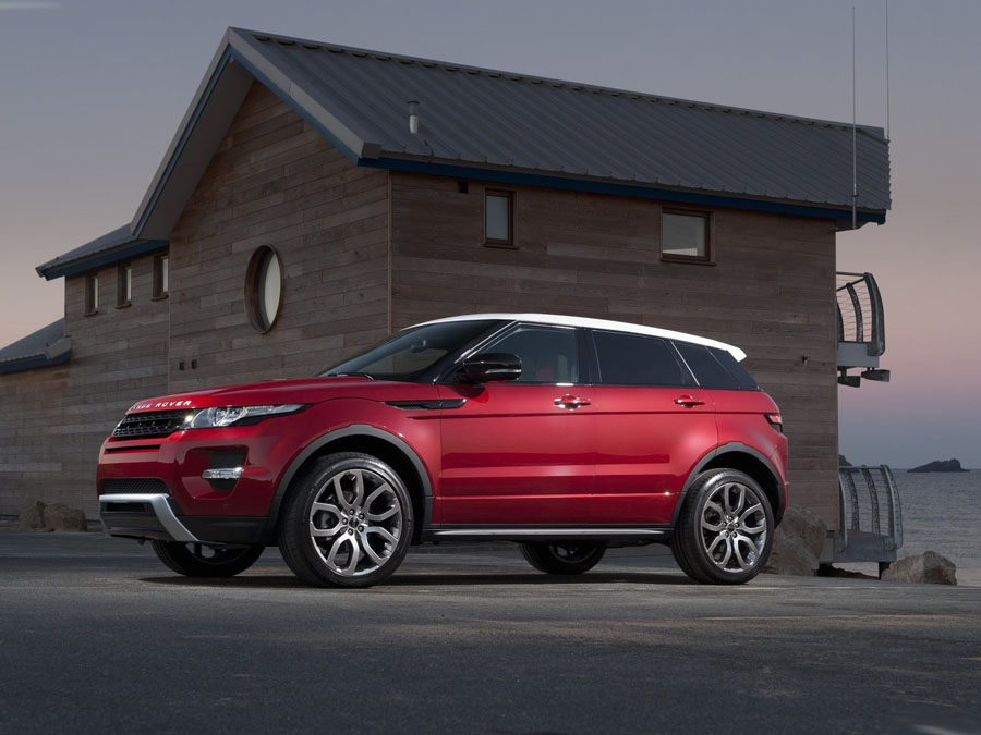 2012 range rover evoque 5 door review specifications. Black Bedroom Furniture Sets. Home Design Ideas
