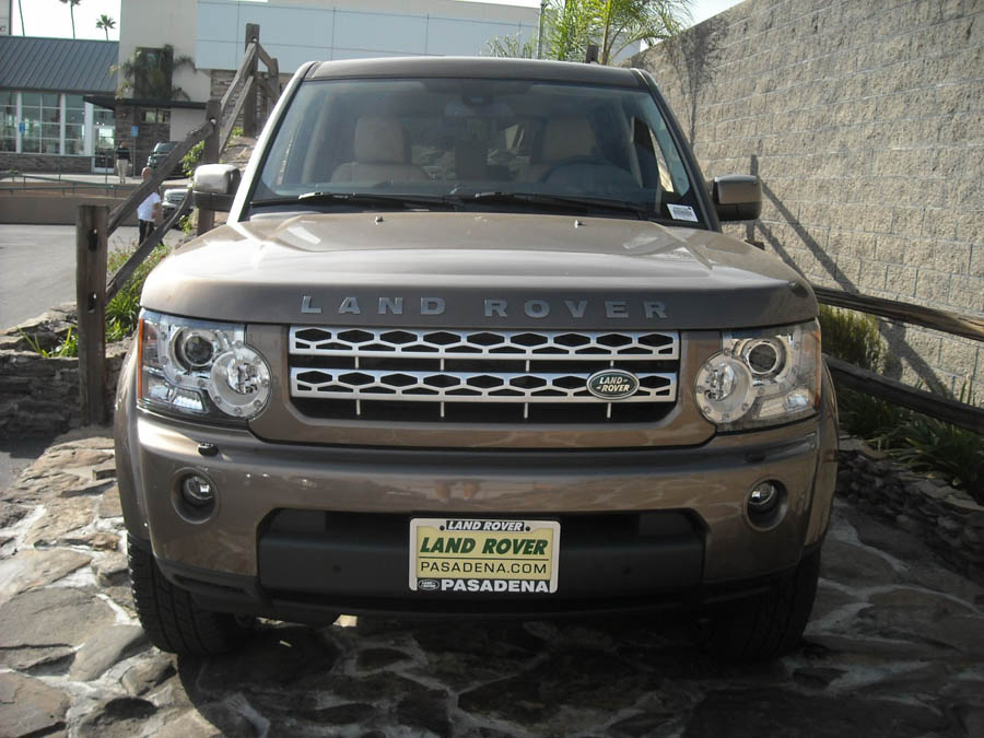 2011 Land Rover Lr4 Review Images Specifications Cost