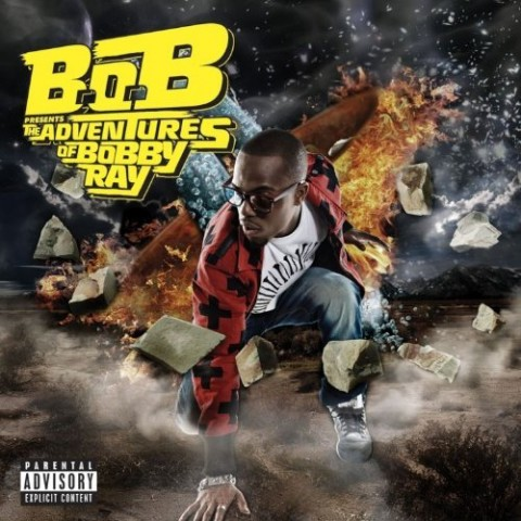 ::B.o.B:: with the album in stores today which i must add is something you