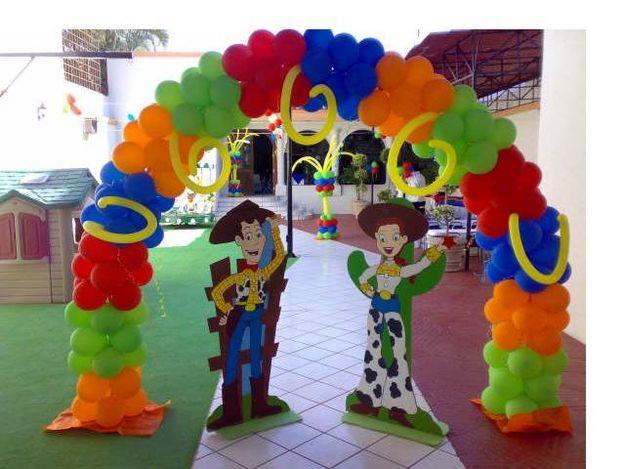 Dulceros de toys story 3 - Imagui