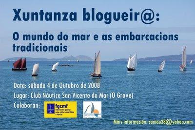 Xuntanza blogueira