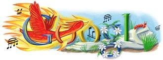 Google y Igor Stravinski