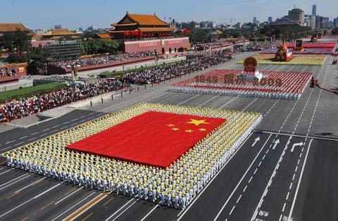 China 60 años