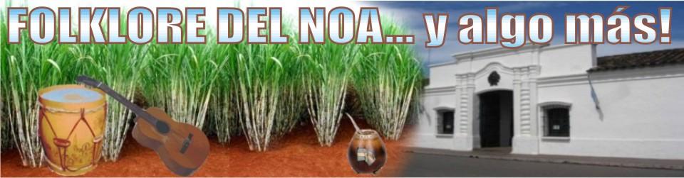 Folklore del NOA