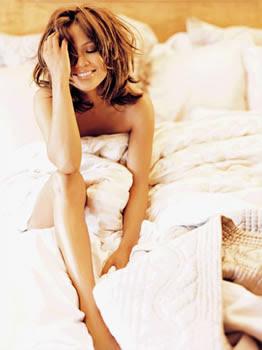 Jennifer Lopez al desnudo