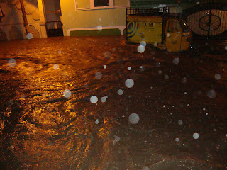 Floods on 16th September 2010 at Old City Hyderabad