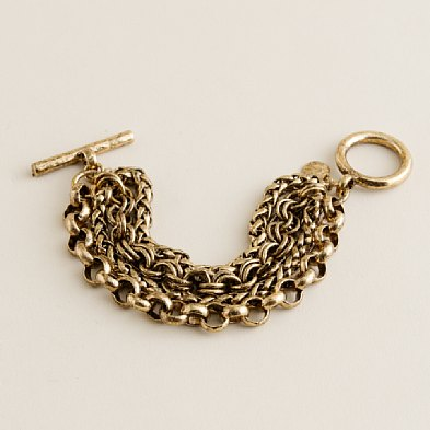 [JCrew+four+Chain+Link+Bracelet.htm]