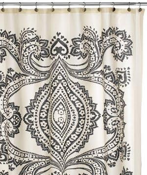 Luscious Life & Decor: Shower Curtain Possibilities