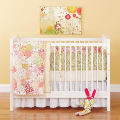 Baby Girl Crib Bedding on Luscious Life   Decor  Crib Bedding For Our Baby Girl