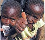 Crianças do mundo! Respeite a diferença.