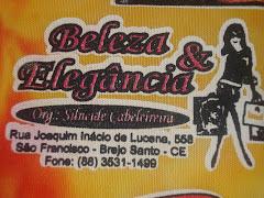 BELEZA E ELEGÂNCIA