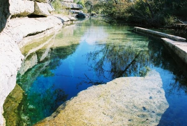Jacobs Well In The Bible http://endangeredspaces.blogspot.com/2011/01/good-news-another-texas-treasure-saved.html