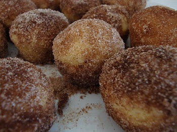 Cinnamon-Sugar mini-cupcakes