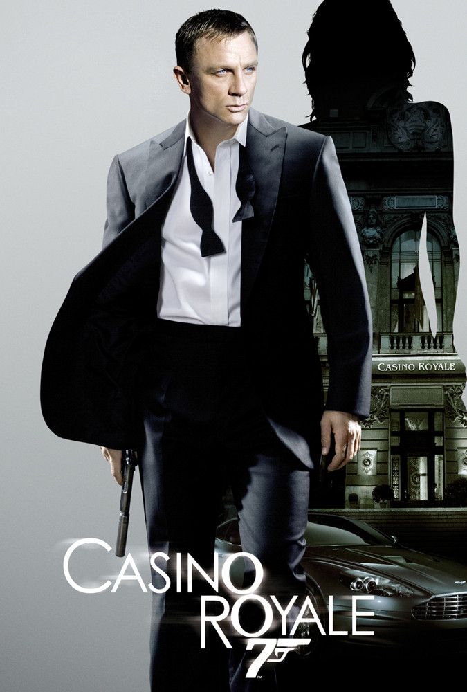 James Bond (007) Casino Royale (2006)