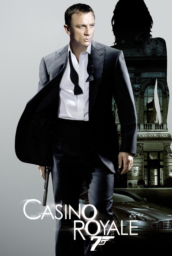 James Bond (007) Casino Royale (2006)