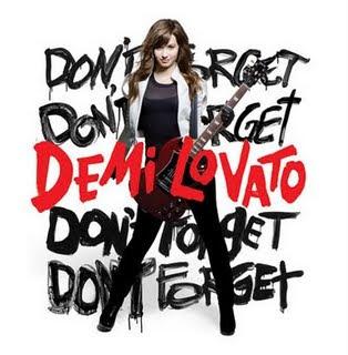 Demi Lovato Album Cover on The Album Cover Is For Demi Lovato S Album Don T Forget Demi Lovato S