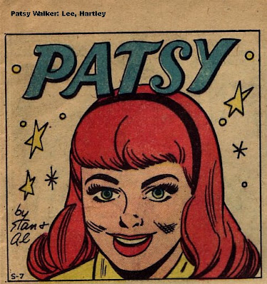 Patsy by Al Hartley and Stan Lee
