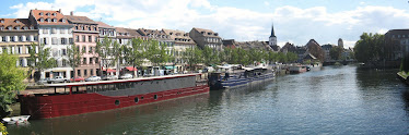 A photostitch of Strasbourg :)