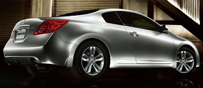 2010 Nissan Altima Coupe Wallpapers