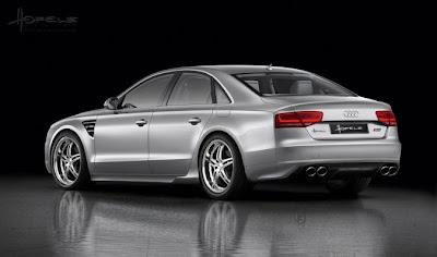 2011 Audi A8 Hofele