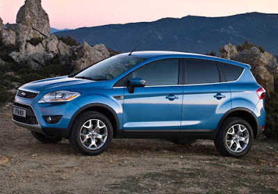 2010 Ford Kuga 4x4 2.0 TDCI