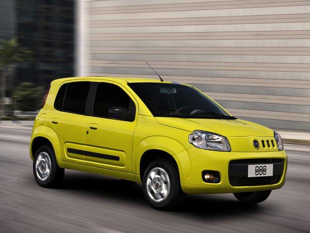 Novo Fiat Uno 2011. Novo Fiat UNO 2011 oficiais