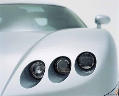 koenigsegg cc headlights