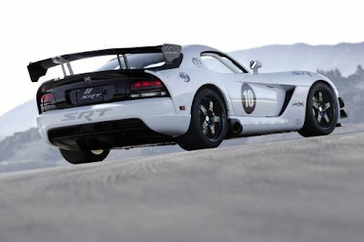 2010 Dodge Viper SRT10 ACR-X price and details