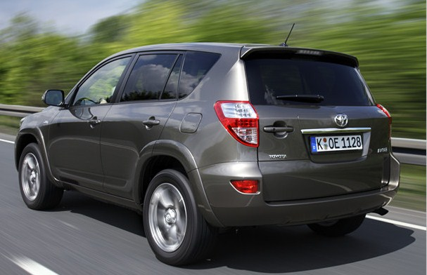 2010 2011 Toyota RAV4 : First impressions of the revamped compact SUV