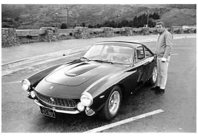 Ferrari Steve McQueen sold for 2.31 million dollars