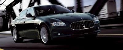 Maserati develop a new generation of Quattroporte