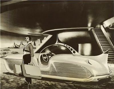 Astra-Gnome: Time and Space Car (1956) Photo and details