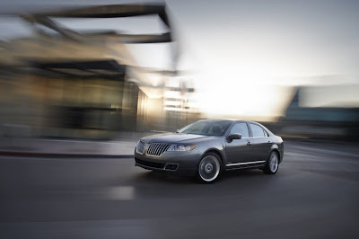 Hybrid 2011 Lincoln MKZ is estimated to be 35 180 USD