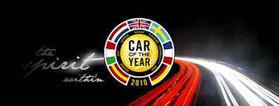 Announced the finalists of the 2011 European Car of the Year
