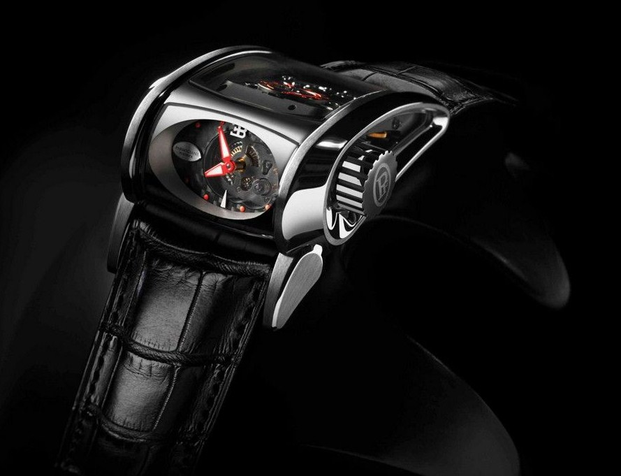 bugatti veyron super sport watch by parmigiani fleurier. Black Bedroom Furniture Sets. Home Design Ideas