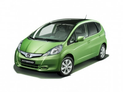 Honda introduces first hybrid small cars