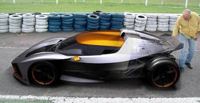 New sports car from Argentina Donto Motor Company Donto P1 photo